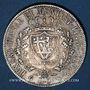 Coins Italie. Sardaigne. Charles Félix (1821-1831). 5 lires 1830P