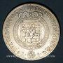 Coins Italie. Sardaigne. Victor Emmanuel I (1814-1821). 5 lires 1820. Turin