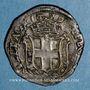 Coins Italie. Savoie. Charles Emmanuel I (1580-1630). Florin 1629. Turin ou Vercelli