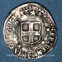 Coins Italie. Savoie. Charles  Emmanuel II, duc (1648-1675). 1/12 scudo 1659, Turin
