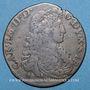 Coins Italie. Savoie. Charles  Emmanuel II, duc (1648-1675). 5 soldi, type II, 1668, Turin
