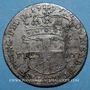 Coins Italie. Savoie. Charles Emmanuel III (1730-1773). 5 soldi, 1er type 1737. Turin
