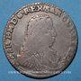 Coins Italie. Savoie. Charles Emmanuel III (1730-1773). 5 soldi, 1er type, 1739. Turin