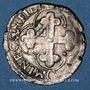 Coins Italie. Savoie. Emmanuel Philibert (1559-1580). Soldo, 2 e type. Atelier indéterminé