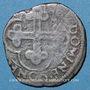 Coins Italie. Savoie. Emmanuel Philibert (1559-1580). Soldo, 2e type