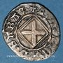 Coins Italie. Savoie. Louis (1440-1465). Quarto. 1er type. Cornavin