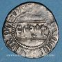 Coins Italie. Savoie. Louis (1440-1465). Quarto. 2e type. Cornavin(?). Inédit !