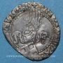 Coins Italie. Savoie. Philibert (1472-1482). Mezzo grosso