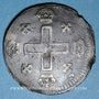 Coins Italie. Savoie. Victor Amédée (1680-1720). 1 soldo 1718