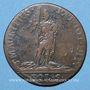 Coins Italie. Savoie. Victor Emmanuel III (1773-1796). 5 soldi 1794. Turin