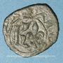 Coins Italie. Sicile. Les Angevins. Charles d'Anjou (1266-1285). Denier