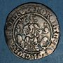 Coins Italie. Sicile. Les Angevins. Robert d'Anjou (1309-1343). Carlin