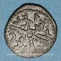 Coins Italie. Sicile. Les Normands. Roger II (1105-1154). Follaro, 540H. Messine