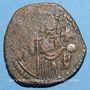 Coins Italie. Sicile. Les Normands. Roger II (1105-1154). Follaro. Messine (1127-1130)