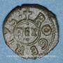 Coins Italie. Sicile. Les Normands. Tancrède (1189-1194). Follaro. Messine