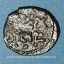 Coins Italie. Sicile. Les Suèves. Henri VI (1194-97). 1/4 de tercenario ou kharruba. Palerme