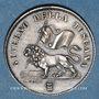 Coins Italie. Toscane. Gouvernement provisoire (1859-1860). 1 fiorino 1859. Florence