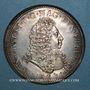 Coins Italie. Toscane. Jean Gaston de Médicis (1723-1737). Tollero 1723. Livourne