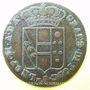 Coins Italie. Toscane. Léopold II (1824-1859). 3 quattrini 1845