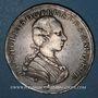 Coins Italie. Toscane. Pierre Léopold (1765-1790). Francescone (= 10 paoli) 1790. Pise