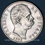 Coins Italie. Umberto I (1878-1900). 2 lires 1882 R. Rome