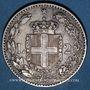 Coins Italie. Umberto I (1878-1900). 2 lires 1886R. Rome