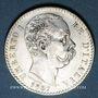 Coins Italie. Umberto I (1878-1900). 2 lires 1887 R. Rome