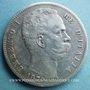 Coins Italie. Umberto I (1878-1900). 5 lires 1879R. Rome