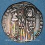 Coins Italie. Venise. Andréa Contarini (1368-1382). Gros