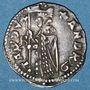 Coins Italie. Venise. Andréa Contarini (1368-1382). Soldino
