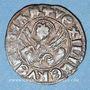 Coins Italie. Venise. Andréa Contarini (1368-1382). Tornesello