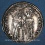Coins Italie. Venise. Antoine Venier (1382-1400). Gros, 2e type