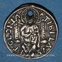 Coins Italie. Venise. Christophe Moro (1462-1471). Grossetto. R ! R ! R !