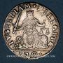 Coins Italie. Venise. Monnayage anonyme. 10 gazzette ou lironne loi du 5.1.1571