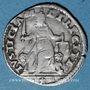Coins Italie. Venise. Monnayage anonyme. 2 soldi loi du 21 juin 1539