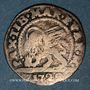 Coins Italie. Venise. Monnayage anonyme. 5 soldi 1722