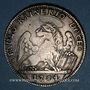 Coins Italie. Venise. Paul Renier (1779-1789). 1/2 tallero 1784