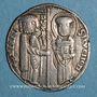 Coins Italie. Venise. Pietro Ziani (1205-1229). Gros