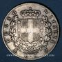 Coins Italie. Victor Emmanuel II (1861-1878). 5 lires 1869BN. Milan
