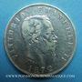 Coins Italie. Victor Emmanuel II (1861-1878). 5 lires 1872BN. Milan