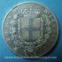 Coins Italie. Victor Emmanuel II (1861-1878). 5 lires 1874BN. Milan