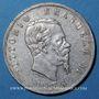Coins Italie. Victor Emmanuel II (1861-1878). 5 lires 1875BN Milan