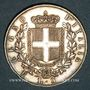 Coins Italie. Victor Emmanuel II (1861-1878). 5 lires 1876R. Rome