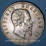 Coins Italie. Victor Emmanuel II (1861-1878). 5 lires 1878R. Rome