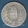 Coins Italie. Victor Emmanuel II (1861-1878). 50 centésimi 1861lF. Firenze. R !