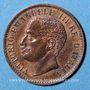 Coins Italie. Victor-Emmanuel III (1900-1946). 1 centesimo 1903R