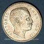 Coins Italie. Victor Emmanuel III (1900-1946). 1 lire 19076R. Rome