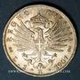 Coins Italie. Victor Emmanuel III (1900-1946). 1 lire 1907R. Rome