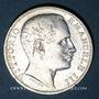 Coins Italie. Victor Emmanuel III (1900-1946). 2 lires 1906R. Rome