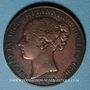 Coins Jersey. Victoria (1837-1901). 1/13 shilling 1844